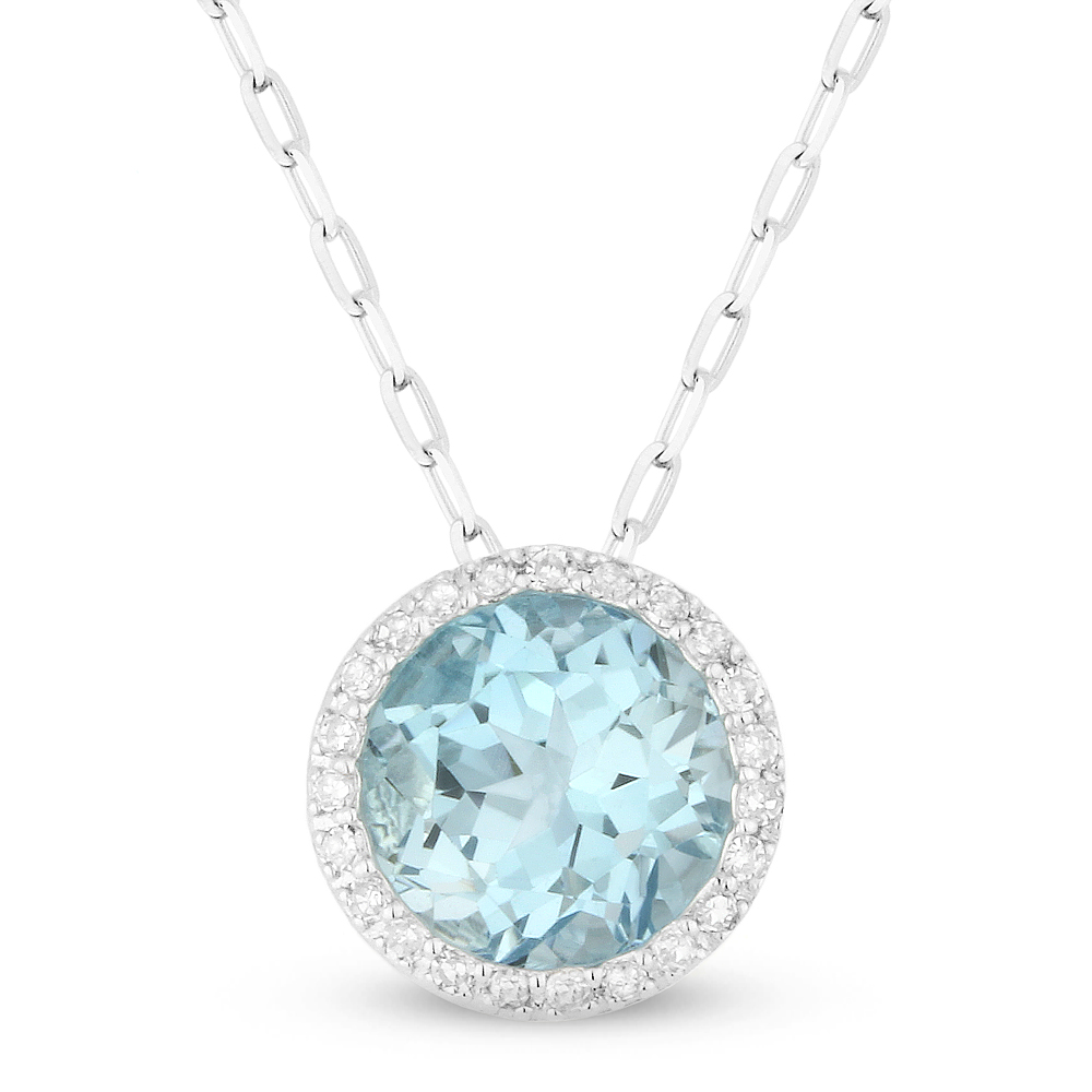 carats swiss heart com blue pendant dp sterling topaz silver amazon necklace shape